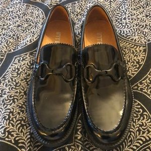 Patten Leather INTENSI Dress Loafers